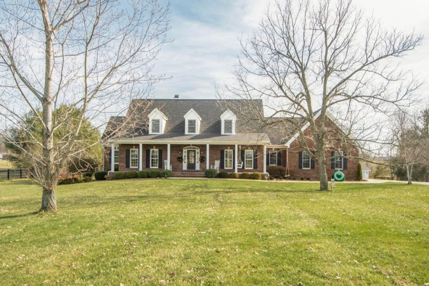 1601 Woods Rd Nicholasville - Front View